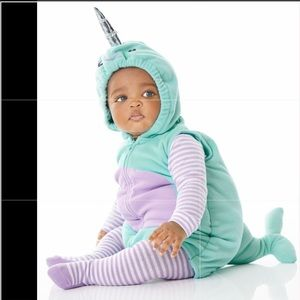 Little Narwhal Costume